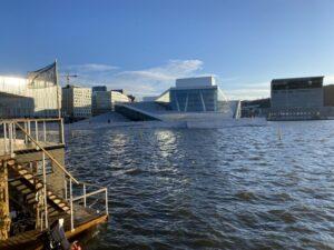 Opernhaus, Oslo, Norwegen