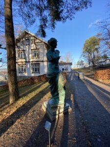 Skulpturenpark, Dali, Oslo, Norwegen