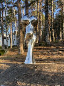 Skulpturenpark, Oslo, Norwegen