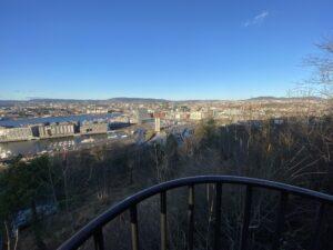 Panorama, Oslo, Norwegen