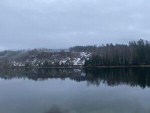 Unterwegs mit der Bergenbahn von Oslo nach Bergen