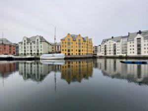 Ålesund, Møre og Romsdal, Norwegen Alesund