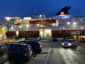 Hafen, Molde, Møre og Romsdal, Norwegen