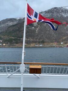 Ørnes, Norwegen
