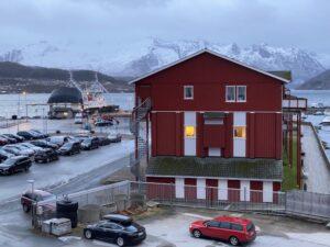 Ørnes, Nordland, Norwegen