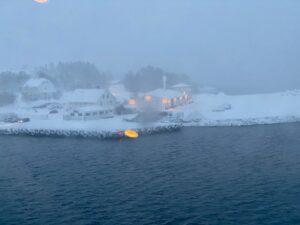 Finnsnes, Troms, Norwegen