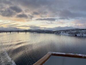 Silsand, Troms, Norwegen