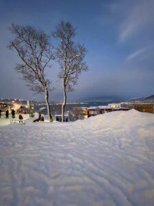 Panoramabild Tromsø