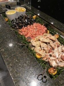 MS Nordnorge Buffet