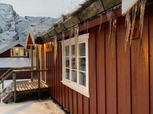 Rorbuer auf den Lofoten