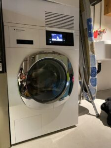 Waschmaschine sturmerprobt